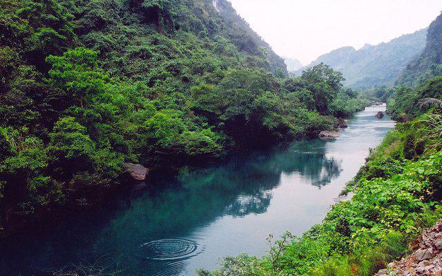 Vườn quốc gia Phong Nha – Kẻ Bàng